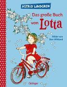Cover-Bild zu Lindgren, Astrid: Das große Buch von Lotta