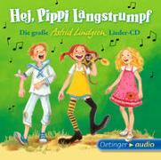 Cover-Bild zu Lindgren, Astrid: Hej, Pippi Langstrumpf