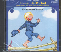 Cover-Bild zu Lindgren, Astrid: Immer dä Michel 3