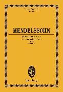 Cover-Bild zu Bartholdy, Felix Mendelssohn: Symphony No. 3 A minor (eBook)