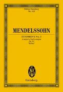 Cover-Bild zu Mendelssohn Bartholdy, Felix (Komponist): Sinfonie Nr. 4 A-Dur