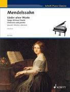 Cover-Bild zu Mendelssohn Bartholdy, Felix (Komponist): Lieder ohne Worte