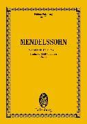 Cover-Bild zu Bartholdy, Felix Mendelssohn: Symphony No. 1 C minor (eBook)