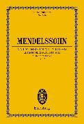 Cover-Bild zu Bartholdy, Felix Mendelssohn: A Midsummer Night's Dream (eBook)