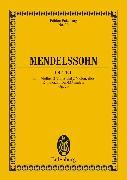 Cover-Bild zu Bartholdy, Felix Mendelssohn: Octet Eb major (eBook)
