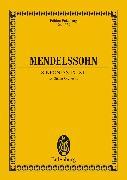 Cover-Bild zu Bartholdy, Felix Mendelssohn: Sinfonias IX-XII (eBook)