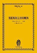 Cover-Bild zu Bartholdy, Felix Mendelssohn: Sinfonias I-VIII (eBook)