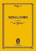 Cover-Bild zu Bartholdy, Felix Mendelssohn: String Quartet A minor (eBook)