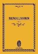 Cover-Bild zu Bartholdy, Felix Mendelssohn: Piano Trio D minor (eBook)