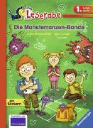 Cover-Bild zu Die Monsterranzen-Bande von Breitenöder, Julia