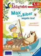 Cover-Bild zu Max und Biber segeln los! von Naoura, Salah