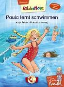 Cover-Bild zu Bildermaus - Meine beste Freundin Paula: Paula lernt schwimmen von Reider, Katja
