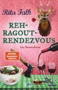 Cover-Bild zu Falk, Rita: Rehragout-Rendezvous (eBook)