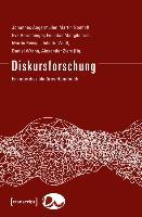 Cover-Bild zu Angermuller, Johannes (Hrsg.): Diskursforschung