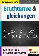 Cover-Bild zu Bruchterme & -gleichungen (eBook) von Theuer, Barbara