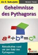 Cover-Bild zu Geheimnisse des Pythagoras von Theuer, Barbara