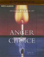 Cover-Bild zu Anger Is a Choice von LaHaye, Tim