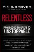 Cover-Bild zu Relentless von Grover, Tim S.