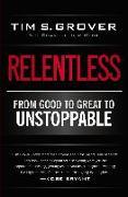 Cover-Bild zu Relentless (eBook) von Grover, Tim S.