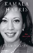 Cover-Bild zu Morain, Dan: Kamala Harris (eBook)