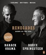 Cover-Bild zu Obama, Barack: Renegades (eBook)