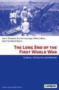 Cover-Bild zu Bromber, Katrin (Hrsg.): The Long End of the First World War