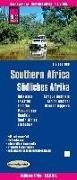 Cover-Bild zu Peter Rump, Reise Know-How Verlag: Reise Know-How Landkarte Südliches Afrika (1:2.500.000) : Botswana, Lesotho, Mosambik, Namibia, Simbabwe, Südafrika, Swasiland. 1:2'500'000