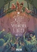 Cover-Bild zu Koch, Boris: Das Schiff der verlorenen Kinder. Band 1