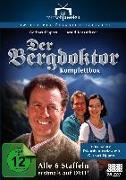 Cover-Bild zu Der Bergdoktor - Komplettbox von Gerhart Lippert (Schausp.)