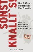 Cover-Bild zu Sonst knallt´s! von Weik, Matthias