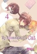 Cover-Bild zu Minatsuki, Tsunami: My Roommate is a Cat 4