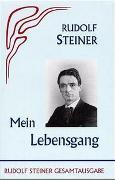 Cover-Bild zu Steiner, Rudolf: Mein Lebensgang