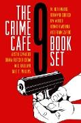 Cover-Bild zu The Crime Cafe Nine Book Set (eBook) von Camacho, Austin