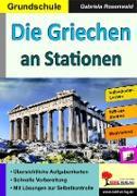 Cover-Bild zu Die Griechen an Stationen (eBook)