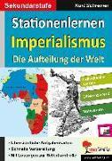 Cover-Bild zu Stationenlernen Imperialismus