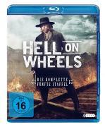 Cover-Bild zu Hell On Wheels - Staffel 5 von Robin McLeavy (Schausp.)