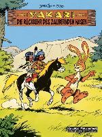 Cover-Bild zu Die Rückkehr des zaubernden Hasen von Job
