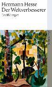 Cover-Bild zu Der Weltverbesserer von Hesse, Hermann