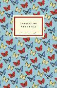 Cover-Bild zu Schmetterlinge von Hesse, Hermann