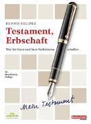Cover-Bild zu Studer, Benno: Testament, Erbschaft