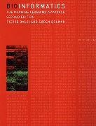 Cover-Bild zu Bioinformatics, second edition von Baldi, Pierre