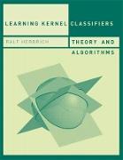 Cover-Bild zu Learning Kernel Classifiers von Herbrich, Ralf