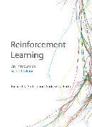 Cover-Bild zu Reinforcement Learning, second edition von Sutton, Richard S.