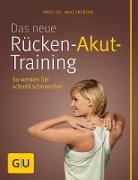 Cover-Bild zu Das neue Rücken-Akut-Training (eBook) von Froböse, Ingo