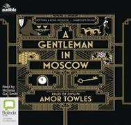 Cover-Bild zu Towles, Amor: A Gentleman in Moscow