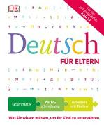 Cover-Bild zu Hans G. Müller, Hans G.: Deutsch für Eltern