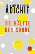 Cover-Bild zu Adichie, Chimamanda Ngozi: Die Hälfte der Sonne