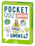 Cover-Bild zu Nuber, Adrian: Pocket Quiz junior Umwelt