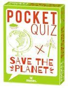 Cover-Bild zu Vogel, Elke: Pocket Quiz Save the planet