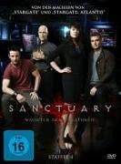 Cover-Bild zu McCullough, Alan: Sanctuary - Wächter der Kreaturen